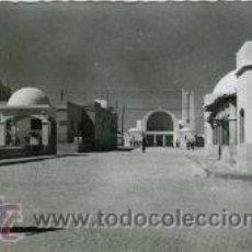 Postales: AAIUN (SAHARA ESPAÑOL).- PLAZA DEL CAUDILLO.- EDICIONES GUERRERO Nº 476.- FOTOGRÁFICA. Lote 30566248