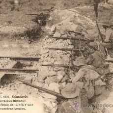 Postales: CAMPAÑA DEL RIF- 1921 OCUPACION DE ZELUAN. Lote 31161121