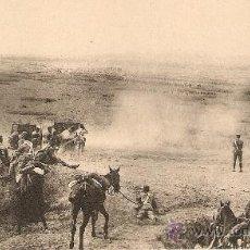 Postales: CAMPAÑA DEL RIF- 1921 AVANCE HACIA ZELUAN. Lote 31161189