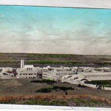Postales: SAHARA ESPAÑOL. 19. VISTA PARCIAL DE AAIUN. FOTO ROSSO. ESCRITA EN 1964. SIN CIRCULAR.. Lote 32031156