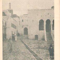 Postales: POSTAL TANGER. MECHUAR Y CASA DEL GOBERNADOR . E. MIRABET. VALENCIA.. Lote 32361269
