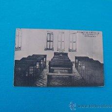 Postales: TÁNGER (MARRUECOS) - ESCUELAS DE ALFONSO XIII - SALÓN ESCUELA. Lote 33101005
