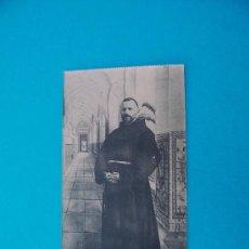 Postales: TÁNGER (MARRUECOS) - ESCUELAS DE ALFONSO XIII - DIRECTOR DE LAS OBRAS. Lote 33101018