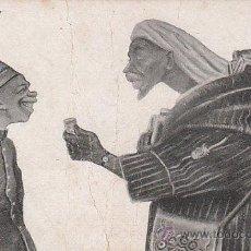 Postales: QUERER TABACO?, ESCRITA EN 1921 .... Lote 33632616