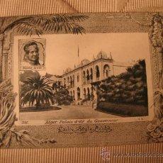 Postales: TARJETA POSTAL ORIGINAL P.P.S.XX COLECCION ARABE, ALGER ALGERIE, EDITON PHOTO I.V.S., CA. 1915. Lote 33751130