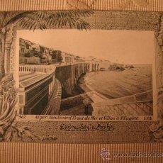 Postales: TARJETA POSTAL ORIGINAL P.P.S.XX COLECCION ARABE, ALGER ALGERIE, EDITON PHOTO I.V.S., CA. 1915. Lote 33751190