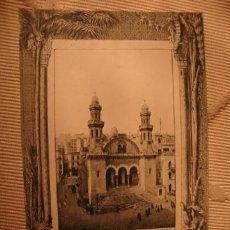 Postales: TARJETA POSTAL ORIGINAL P.P.S.XX COLECCION ARABE, ALGER ALGERIE, EDITON PHOTO I.V.S., CA. 1915. Lote 33751232