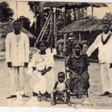 Postales: MISIONES DE GUINEA ESPAÑOLA. AFRICA ECUATORIAL. PROPAGANDA DEL MISIONERO. SIN CIRCULAR.. Lote 34685092