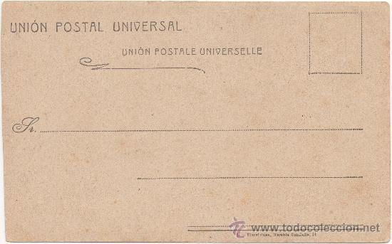 Postales: GUINEA ESPAÑOLA.- SANTA ISABEL DE FERNANDO PÓO.- DESEMBOCADURA DEL RÍO CÓNSUL.- ED. ELZEVIRIANA, F-6 - Foto 2 - 34866162