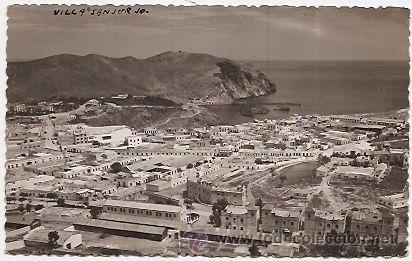 VILLA SANJURJO (Postales - Postales Temáticas - Ex Colonias y Protectorado Español)