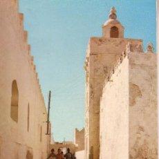 Postales: SAHARA ESPAÑOL - VILLA CISNEROS - LA MEZQUITA. Lote 35489691