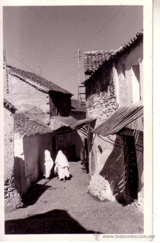 MARRUECOS - POSTAL FOTOGRAFICA DE XAUEN (Postales - Postales Temáticas - Ex Colonias y Protectorado Español)