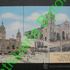 Postales: CATEDRAL DE SANTIAGO DE CUBA.. Lote 35860763
