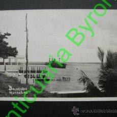 Postales: BALNEARIO. MATANZAS. AÑO 1931. CUBA. Lote 35861188