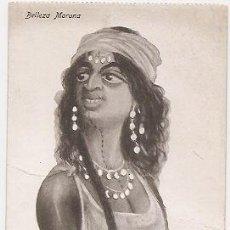 Cartes Postales: BELLEZA MORUNA. GUERRA DE MELILLA. Lote 36430480