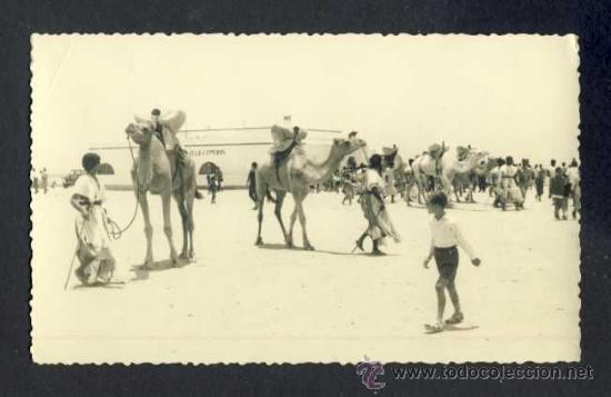 FOTO DEL SAHARA: VISTA. NO ES POSTAL (FOTOS AGUILERA) (Postales - Postales Temáticas - Ex Colonias y Protectorado Español)