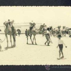 Postales: FOTO DEL SAHARA: VISTA. NO ES POSTAL (FOTOS AGUILERA). Lote 37024299
