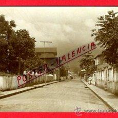 Postales: POSTAL FERNANDO POO, SANTA ISABEL, UNA CALLE , FOTOGRAFICA ,ORIGINAL, AF39. Lote 37769702