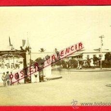 Postales: POSTAL FERNANDO POO, SANTA ISABEL, ARCO CONSEJO DE VECINOS , FOTOGRAFICA ,ORIGINAL, AF47. Lote 37769881