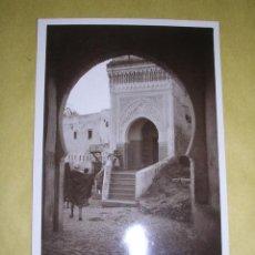 Postales: TETUAN - 11 PUERTA DE CEUTA . 14X9 CM. . Lote 38029898