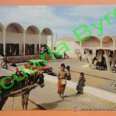 Postales: SÁHARA ESPAÑOL. VISTA PARCIAL DEL ZOCO NUEVO. PHILIPPE MARTIN. IRIS. Lote 38651844