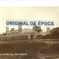Postales: (PS-36023)POSTAL FOTOGRAFICA DE TETUAN-ESTACION DEL FERROCARRIL.FOTO GARCIA. Lote 38924501