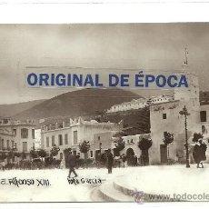 Postales: (PS-36021)POSTAL FOTOGRAFICA DE TETUAN-PLAZA ALFONSO XIII.FOTO GARCIA. Lote 38924524