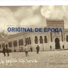 Postales: (PS-36019)POSTAL FOTOGRAFICA DE TETUAN-PLAZA DE ABASTOS.FOTO GARCIA. Lote 38924546