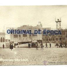 Postales: (PS-36017)POSTAL FOTOGRAFICA DE TETUAN-PLAZA ALFONSO XIII.FOTO GARCIA. Lote 38924747