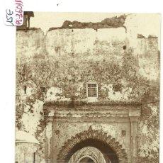 Postales: (PS-36011)POSTAL FOTOGRAFICA DE TETUAN-PUERTA.FOTO GARCIA. Lote 38924796