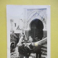 Postales: ZAUIA DEL HARRAK. TETUAN . FOTO CALATAYUD. Lote 39206392