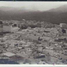 Postales: TETUAN (MARRUECOS).- VISTA GENERAL. Lote 39800424