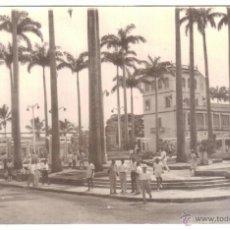 Postales: POSTAL DE SANTA ISABEL DE FERNANDO POO. GUINEA ESPAÑOLA. GUINEA ECUATORIAL. Lote 39947016