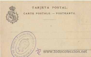 Postales: Fernando Póo (Santa Isabel).- Desembarco del Gobernador Sr. de Ibarra. Franquea- - Foto 2 - 41261092