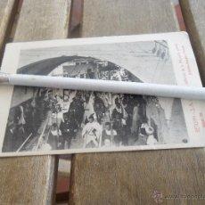 Postais: POSTAL DE TETUAN EDICION SANSO Y PERERA EL JALIFA SALIENDO DE LA MEZQUITA GRANDE. Lote 41386819