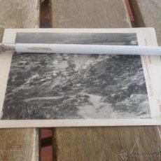 Postales: POSTAL DE TETUAN EDICION SANSO Y PERERA CAMPAMENTO DE LOS REGULARES. Lote 41387662