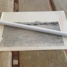 Postales: POSTAL DE TETUAN EDICION SANSO Y PERERA UNA CARGA DE CABALLERIA MORA. Lote 41387707