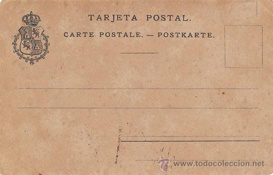 Postales: Fernando Poo, compañia de infanteria de marina, editor: Thomas, de rayado continuo (ver el dorso) - Foto 2 - 57486653