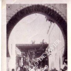 Postales: MARRUECOS - TETUAN - CALLE COMERCIO. Lote 42636470