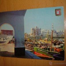 Postales: POSTAL ANTIGUA CEUTA. Lote 42761623