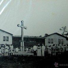 Postales: MISIONES DE GUINEA ESPAÑOLA. ÁFRICA ECUATORIAL. PROPAGANDA DE EL MISIONERO. AÑOS 20. Lote 43682311