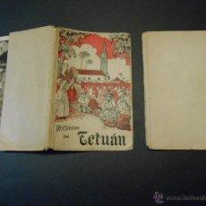 Postales: TETUAN - 12 POSTALES - ANIMACION. Lote 43868730