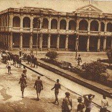 Postales: GUINEA ESPAÑOLA, PALACIO DEL GOBIERNO GENERAL EN SANTA ISABEL.. Lote 44515887