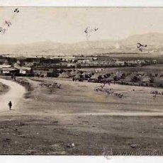Postales: GUERRA DEL RIFF. MARRUECOS. POSTAL FOTOGRÁFICA DE UN CAMPAMENTO. AÑO 1925.. Lote 44687097