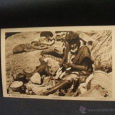 Postales: POSTAL - TERRITORIO DE IFNI - HOJALATERO - FOTO HERNANDEZ GIL - . Lote 45927391