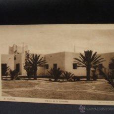 Postales: POSTAL - TANTAN - INTERIOR DE LA ALCAZABA - FOTO HERNANDEZ GIL - . Lote 45927807