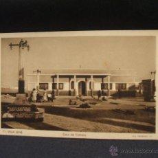 Postales: POSTAL - VILLA BENS - CASA DE CORREOS - FOTO HERNANDEZ GIL - . Lote 45928031