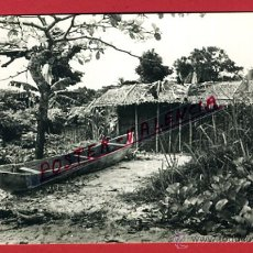Postales: POSTAL GUINEA ESPAÑOLA, PAISAJE TIPICO, P97222. Lote 46738513