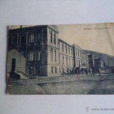 Postales: POSTAL DE TETUAN.- EL HOSPITAL MILITAR. Lote 46927102
