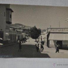 Postales: VILLA SANJURJO, CALLE DE ALHUCEMAS. Lote 47256596